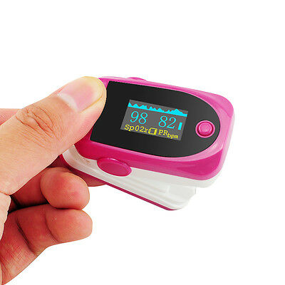 Pocket Deluxe Pulse Oximeter Portable Spot-Check Monitoring-Blood Oxygen Tester
