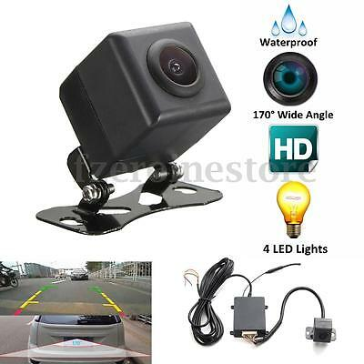 Wireless WiFi HD Car Rear View Camera Backup Reversing for iPhone Android ios