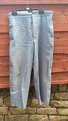Union infantry american civil war trousers blue repro size34 waist