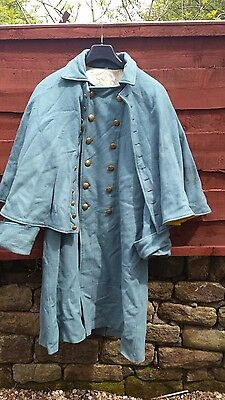 1880 onwards -cavalry greatcoat American  Indian wars size 44 repro