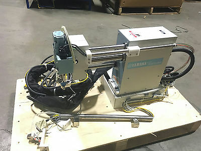 Yahama YP Series Pick and Place Robot YP340X [54]