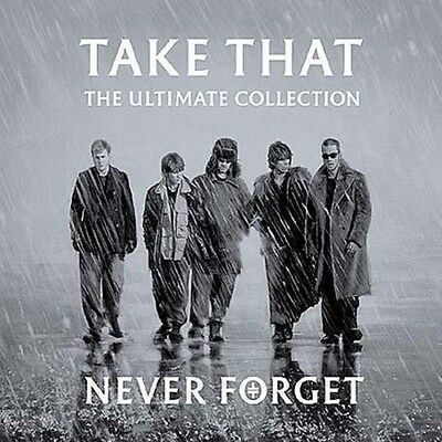 Take That - Never Forget: The Ultimate Collection (2005) Greatest Hits / Best Of