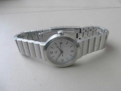 """Calvin Kline"" swiss made ladies watch, stainless steel case & bracelet, g.. c.."