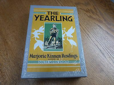 First Edition Library Reprint sealed in plastic The Yearling Marjorie Rawlings