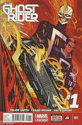 Marvel Comics - All-New Ghost Rider #1 - Excellent Condition