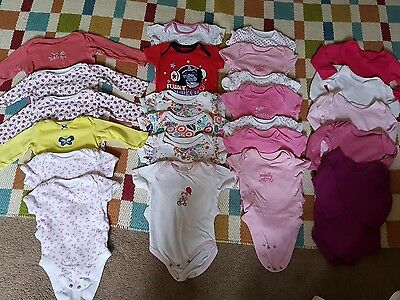 Huge vest/baby grow bundle 6-9 months