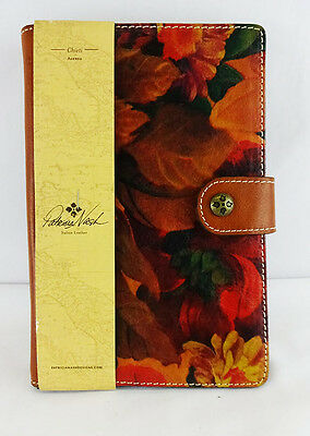 PATRICIA NASH HERITAGE  Italian Leather Agenda Msrp $69.99 *NEW WITH TAG*