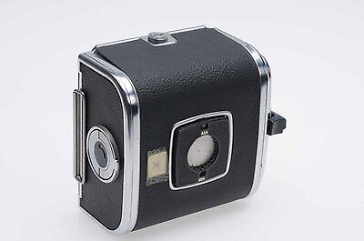 Hasselblad A12 V-Button Roll Film Back Chrome                               #866