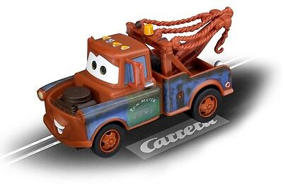 Carrera GO!!! Disney/Pixar Cars Mater 1/43 Slot Car 61183 CRA61183