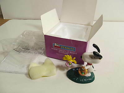 "Peanuts Figurine ""Snoopy the Easter Beagle"" Department 56"