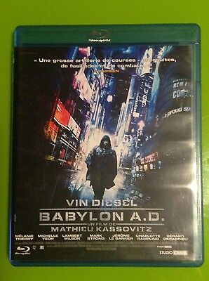 Blu Ray Babylon A.D., comme neuf