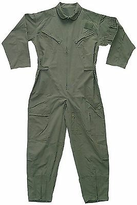 US Air Force Military Style Flight Suit Coveralls Paintball Jumpsuit