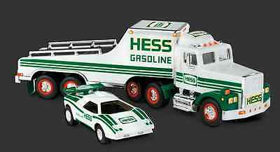 Brand New In Box Complete 1991 Hess Toy Truck And Racer NIB - FAST SHIPPING
