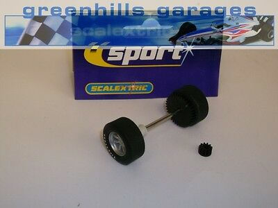 Greenhills Scalextric Accessory Pack Ford Mustang C2739 W9274 New G126