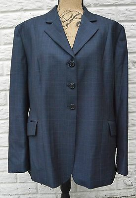 "RJ Essential Classics ""Diana"" Show Coat - Navy, Size 22r  *FREE SHIPPING*"
