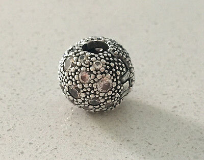 Guaranteed Authentic PANDORA Cosmic Stars Fixed Clip Charm 791286CZ