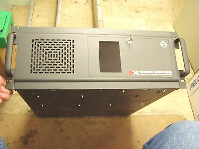 Pelco DX8016-500 16-Channel Surveillance DVR 500 gig harddrv excl cond free ship