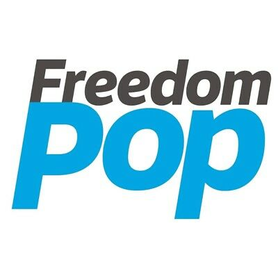 +500mb Freedompop 10 friends invite service (Fast delivery) not selling sim card
