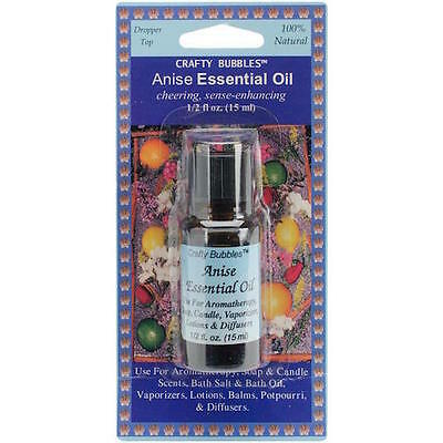 Essential Oil .5oz  (15ml) - Anise