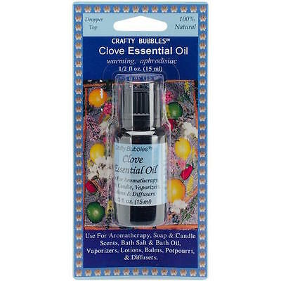 Essential Oil .5oz  (15ml) - Clove
