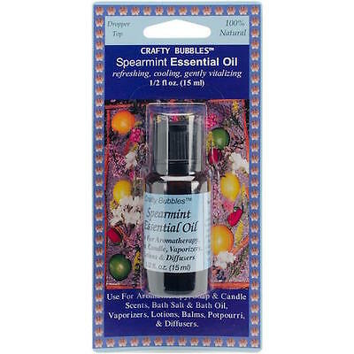 Essential Oil .5oz  (15ml) - Spearmint