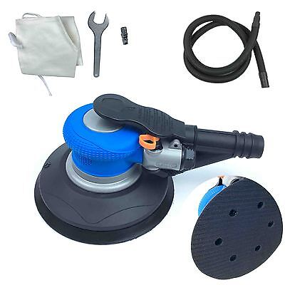 "Toolrock 6"" Air Random Orbital Palm Sander Buffing Sanding Car Body Polisher"