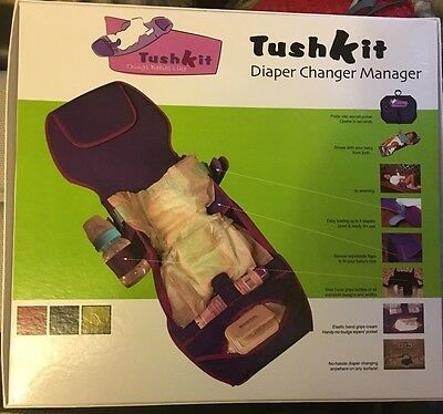 Tush Kit- Nappy Change Manager