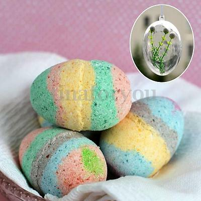 60/80/100 mm Bath Bomb Mold Fizzies Clear Plastic Sphere Star Egg Acrylic Mould