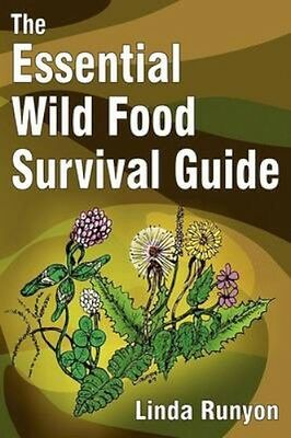 NEW The Essential Wild Food Survival Guide by... BOOK (Paperback / softback)