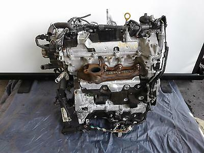 Toyota Auris 1.4 D4D 1Nd-Tv Engine Complete With Injectors And Pump