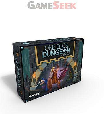 One Deck Dungeon - Toys Brand New Free Delivery