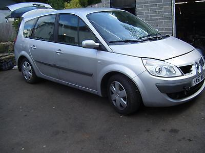 Renault Scenic 1.6 VVT ( 111bhp ) Expression 57 reg