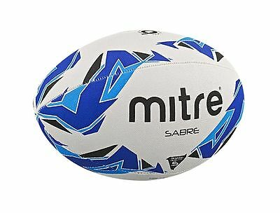 *BRAND NEW* Mitre Sabre Training Rugby Ball Sizes 4 & 5
