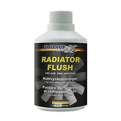 Bluechem Radiator Flush Clean Cooling System Removes Deposits Coolant Additive