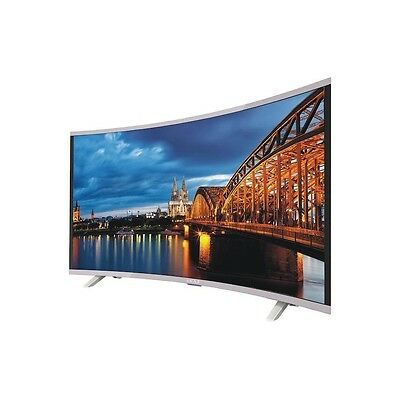 Tv Led 55 Full Hd Curvo Grey