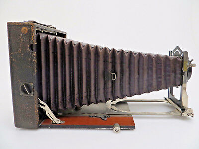 Historical Plate Camera Wünsche Aristostigmat 6,8/180 mm No2 3959 bq098