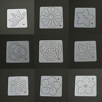 Acrylic Quilt Template Stencils for Quilting Embroidery Patchwork Sewing Crafts