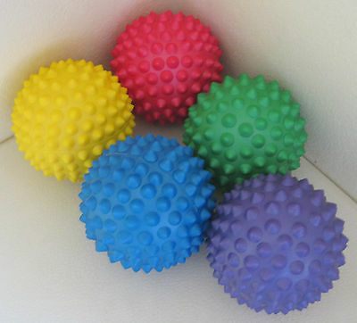 Australian Made Spiky Self Massage  Ball Invaluable For  Relieving Tension