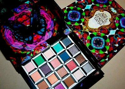 ~ URBAN DECAY~ Alice Through The Looking Glass Eyeshadow Palette ~ VERY LIMITED