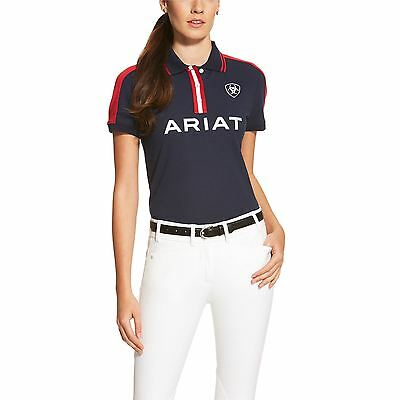 Ariat Womens New Team Polo Shirt
