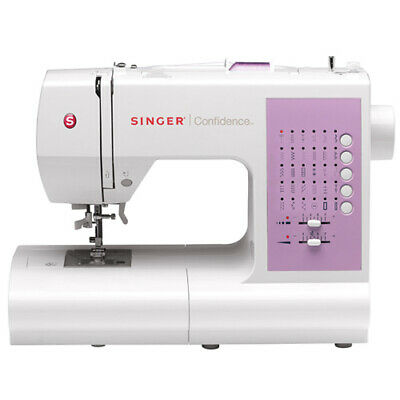 Singer Confidence 7463 Sewing Machine + Accessories