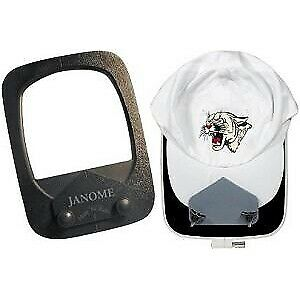 Baseball Cap Hoop For Janome Machine Embroidery