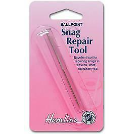 Snag Repair Needle