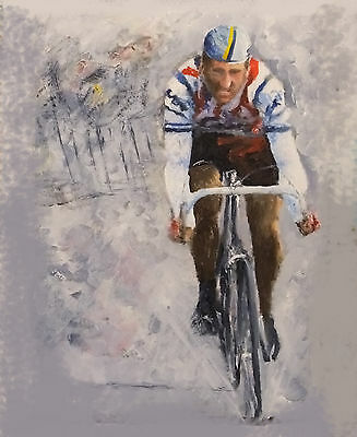 SEAN KELLY Signed Glossy print  on streched canvas to hang 20x16 Inch
