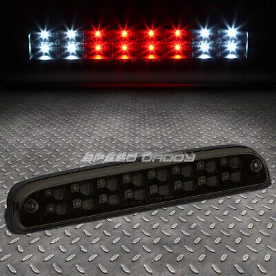 For 99-16 Ford Super Duty 2-Row Led Rear Third 3Rd Tail Brake Light Lamp Tinted