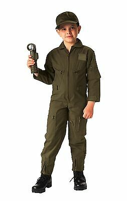 Rothco Kids Flight Coverall - Olive Drab