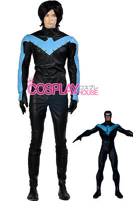 DC Comics Cosplay -- Nightwing Cosplay Costumes Version 14 - DC Universe
