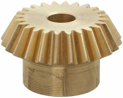 "Boston Gear G487Y-P Bevel Pinion Gear 2:1 Ratio 0.250"" Bore 24 Pitch 24 T... NEW"