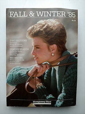 1985 Montgomery Ward Fall & Winter Catalog