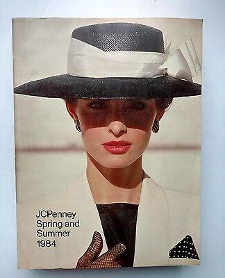 Vintage 1984 JCPenney Spring and Summer Store Catalog
